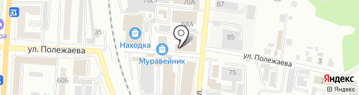 СВО-Сервис на карте Саранска