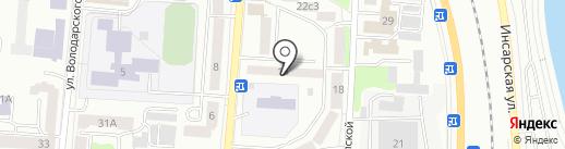 А-Дент+ на карте Саранска