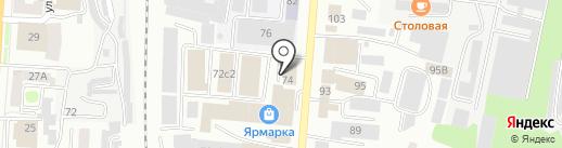 ТехХолодСервис на карте Саранска