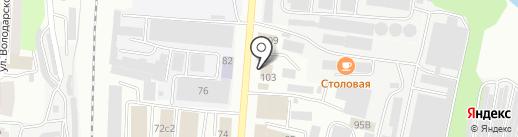 Мастерица на карте Саранска