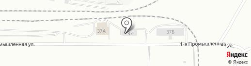 Мордовский Региональный Транспортный Комплекс на карте Саранска