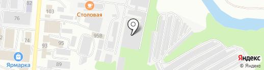 ПромПанель на карте Саранска