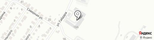Ингкома на карте Саранска