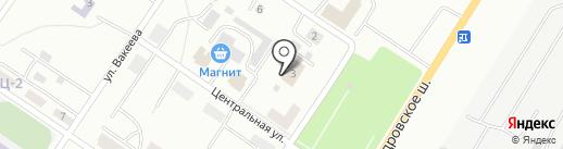 Световые решения на карте Саранска
