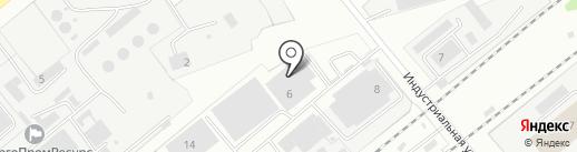 Пензенский дом книги на карте Заречного