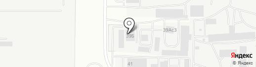 Трансвет, ЗАО на карте Саранска