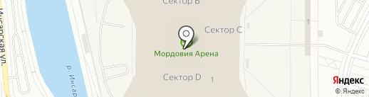 СДС-Управление строительства на карте Саранска
