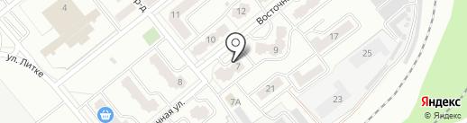 Центр проката и ремонта на карте Заречного