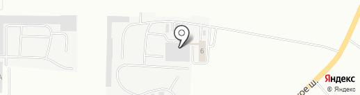СпецАвтоХозяйство Саранское, МП на карте Саранска