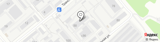 ЛК-Мебель на карте Заречного