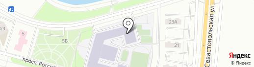 ТОРИ на карте Саранска