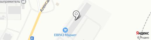 Металлоторг на карте Саранска