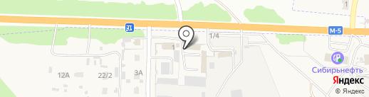 Гидравлик на карте Чемодановки