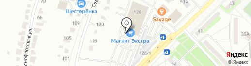 Мелодия здоровья на карте Саранска