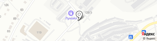 Вторчермет НЛМК Юг на карте Саранска