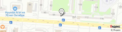 Экстра на карте Саранска