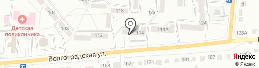 Гранд Шанель на карте Саранска