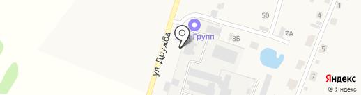 Солнышко на карте Чемодановки