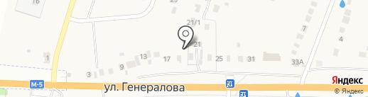 Приз на карте Чемодановки