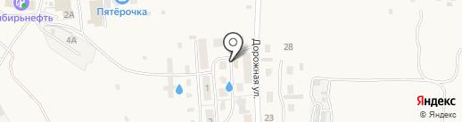 Меркурий на карте Чемодановки