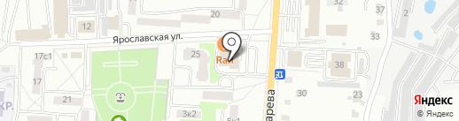 Иса телеком на карте Саранска