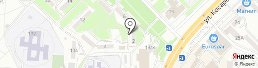 Шедевр на карте Саранска
