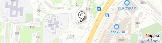 Fotoмастер на карте Саранска