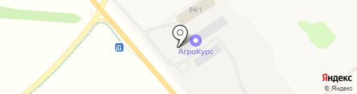 АгроКурс на карте Саранска