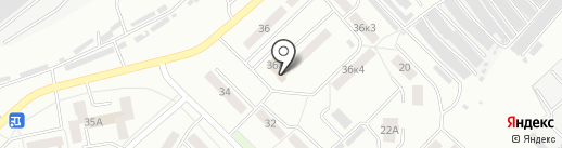 Мастерская на карте Саранска