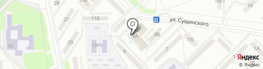 СитиФарм на карте Саранска