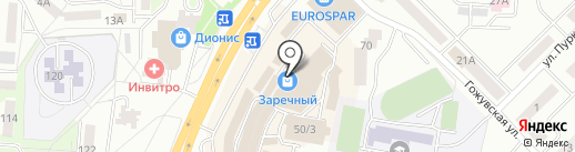REM-GSM на карте Саранска