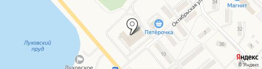 Детская школа искусств №8 на карте Саранска
