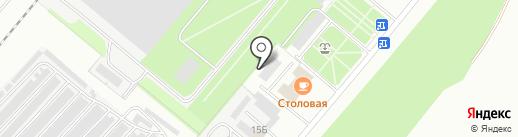 Инженерные Системы на карте Саранска