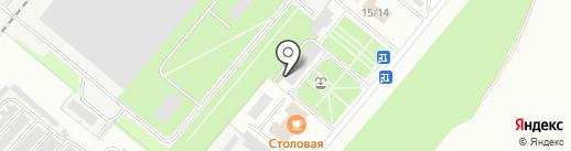 ЭкоЛайф на карте Саранска