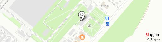 Феникс Групп на карте Саранска