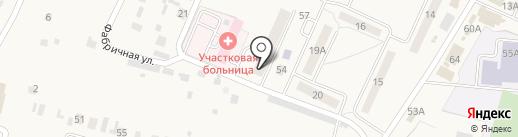 Ассорти на карте Чемодановки