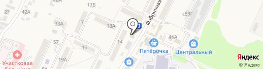 Банкомат, Сбербанк, ПАО на карте Чемодановки