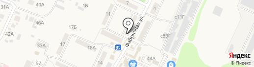 Фотостудия на карте Чемодановки