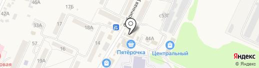Фортуна на карте Чемодановки