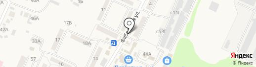 Мимоходом на карте Чемодановки