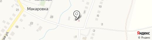 Поликлиника №12 на карте Саранска