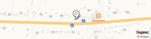 Тент58 на карте Кижеватово