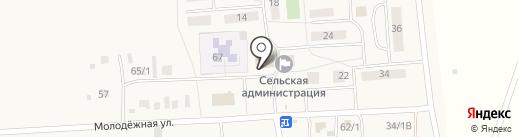 Людмила на карте Кижеватово