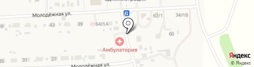 Теремок на карте Кижеватово
