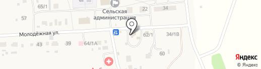 Мастерская по ремонту одежды на Молодёжной на карте Кижеватово