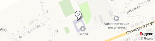 Средняя общеобразовательная школа на карте Красного Октября