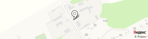 Бетонный Завод СМУ-3 на карте Красного Октября