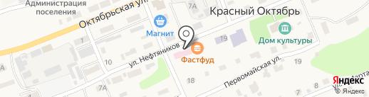 Энергосервис на карте Красного Октября