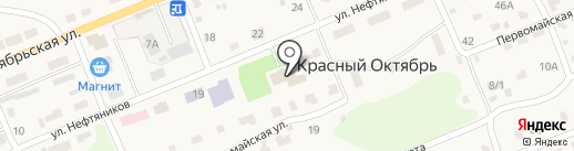 Дом культуры на карте Красного Октября