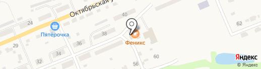 Почтовое отделение на карте Красного Октября